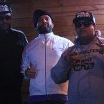 mano Garsa Edgar e Mano Natu semana do hip hop cena underground