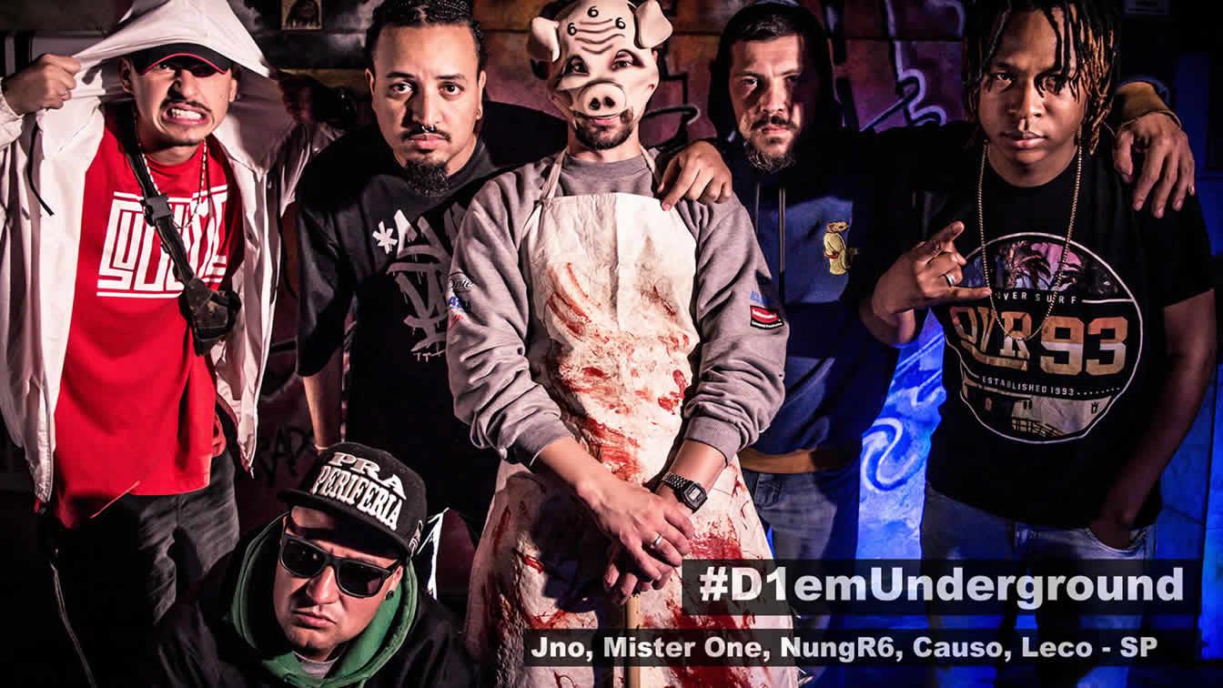 Rap Nacional - #D1emUnderground Rap Colombo